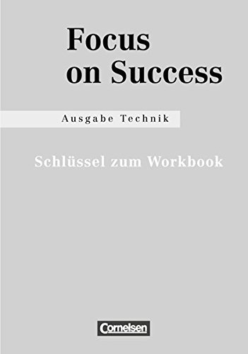 focus-on-success-technik-schlssel-zum-workbook