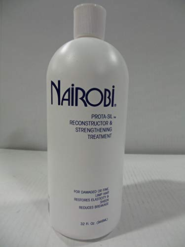 - Nairobi Prota-Sil Reconstructor and Strengthening Treatment for Unisex, 32 Ounce