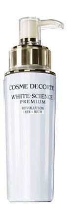 COSME DECORTE White-Science Premium Revolution Extra Rich, 6.7oz, 200ml