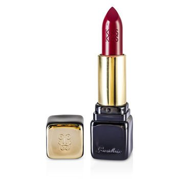 Guerlain Kiss-Kiss Shaping Cream Lip Color Lipstick for Women, No. 328 Red Hot, 0.12 (0.12 Ounce Kisskiss Lipstick)