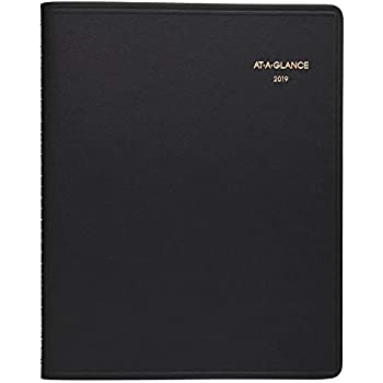 Amazon.com : AT-A-GLANCE Weekly / Monthly Appointment Book ...