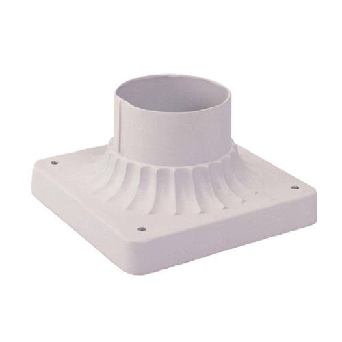 Outdoor Lighting Pier Mount - 9