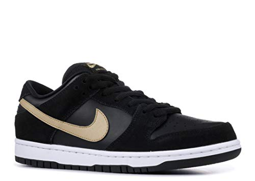 NIKE SB Dunk Low Pro Takashi Black/Metallic Gold Mens US ()
