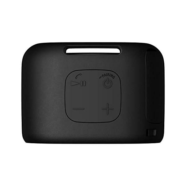 Sony SRS-XB01 Enceinte portable ultra compacte résistante à l'eau - Noire 6