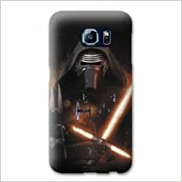 Case Carcasa Samsung Galaxy S6 EDGE Star Wars - - Kylo Ren N ...