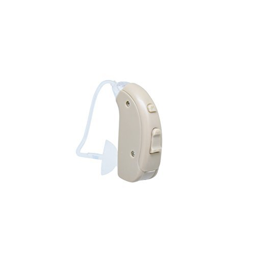 Left Ear Amplifier,New Hearing amplifier Device With Digital Noise Cancellation – Discreet & Lightweight Ear Amplifying Machine With Volume & Frequency Control System, Trademark By EASYUSLIFE® by EASYUSLIFE
