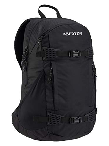 Burton Day Hiker Backpack 25L, True Black Ripstop, One Size (Burton Womens Backpack)