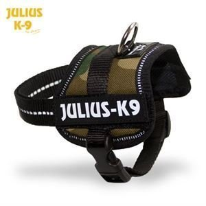 julius-k9 Powerharness con reflectante julius-k9 etiquetas, tamaño ...