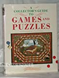 Collector's Guide to Games and Puzzles, Caroline Goodfellow, 1555217273