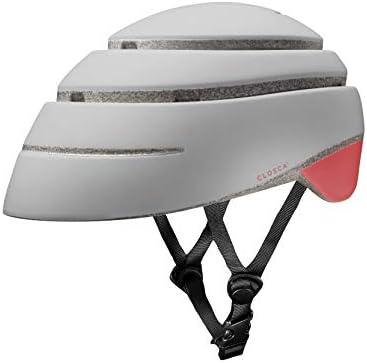 Closca Casco Helmet Loop_ Casco de Bicicleta Unisex Adulto (Perla ...