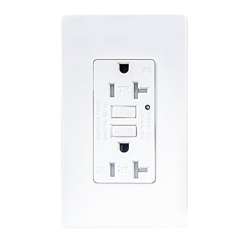 Gfci Outlet Led Light - 2