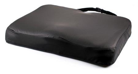 McKesson Bariatric Premium Molded Foam Seat Cushion - 22 X 18 X 3 Inch - 77654301