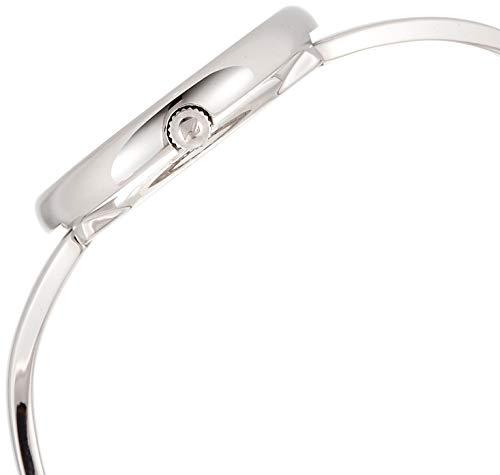 Swarovski Orologio Crystalline Pure, Bracciale di Metallo, Bianco, Acciaio Inossidabile 3