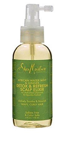 SheaMoisture African Ginger Refresh Elixir