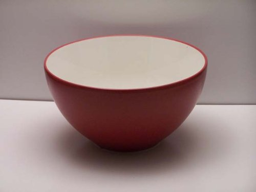 Noritake Colorwave Raspberry #8045 Mixing Bowl Medium 58 -
