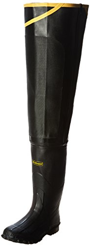 (LaCrosse Men's Premium Hip 32 Inch Hip Boot,Black,11 M US )