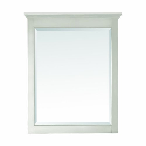 Avanity Tropica-M24-AW Tropica Mirror Antique White, 24 Inches by Avanity [並行輸入品]  B018A413VM