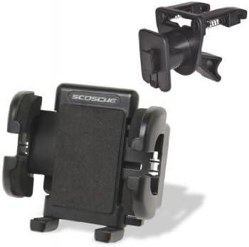 Scosche IUH3 Mobile Grip-IT Swivel Mount Kit (Black)