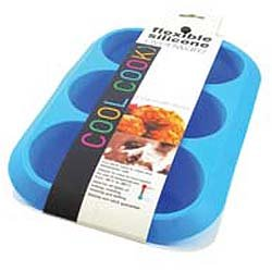 Paton Calvert Cool Cook azul de silicona molde de horno para ...
