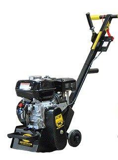"SASE SC08E 8"" Concrete Scarifier Planer Grinder 5.5 HP Honda Engine + Drum by SASE"