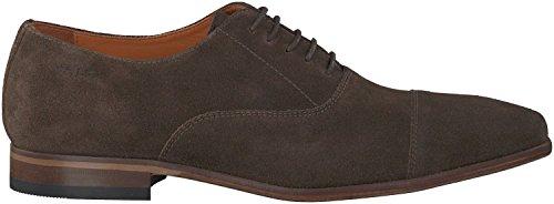Braune Van Lier Business Schuhe 6004