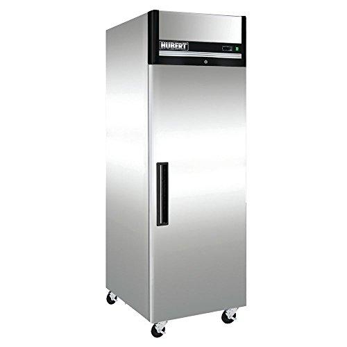 HUBERT Commercial Freezer With 1 Door 23 cu ft - 27''L x 32 7/8''W x 82 5/16''H by Hubert