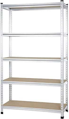 AmazonBasics Medium Shelving Double Post Press product image