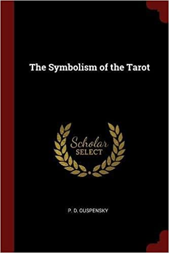 The Symbolism Of The Tarot P D Ouspensky 9781375405768 Amazon