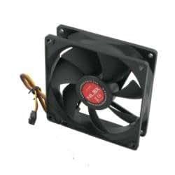Nilox 03NX0390SB001 - Ventilador de PC, 90 x 90 mm