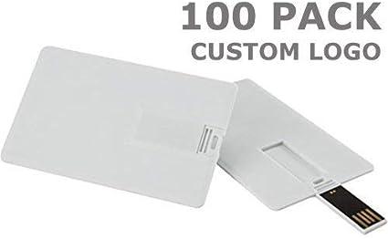 10 Pack 1G-32G USB Flash Drives Memory Stick Printed Name Pen Drives Custom Logo