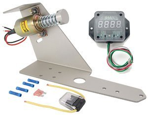 JEGS Performance Products 62300K Shifter Solenoid & RPM Switch Kit; Include