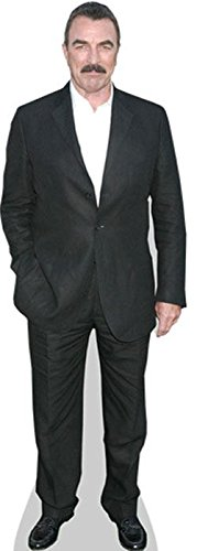 - Tom Selleck Life Size Cutout