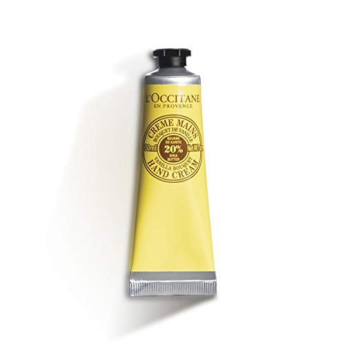 (L'Occitane Shea Vanilla Bouquet Hand Cream, 1 Oz)