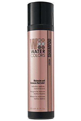 TRESSA Watercolors Cocoa Shampoo Maintains and Enhances H...