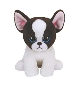 cdc27024f39 Amazon.com  Ty Bow Wow Beanies - Hearts the Bone  Toys   Games