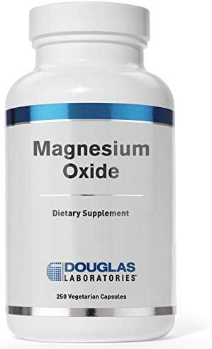 Douglas Laboratories Magnesium Supports Formation