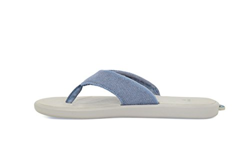 Blue Skiff 0 Women's Science flop Canvas Light 2 Soft Flip vz7Tqwq