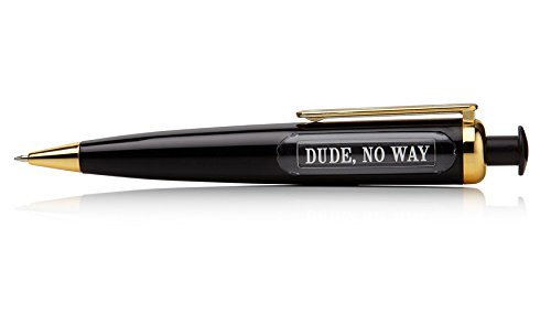 NPW-USA Predict A Pen, Black