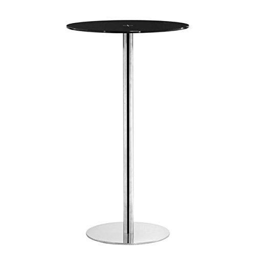 Zuo Cyclone Bar Table, Black