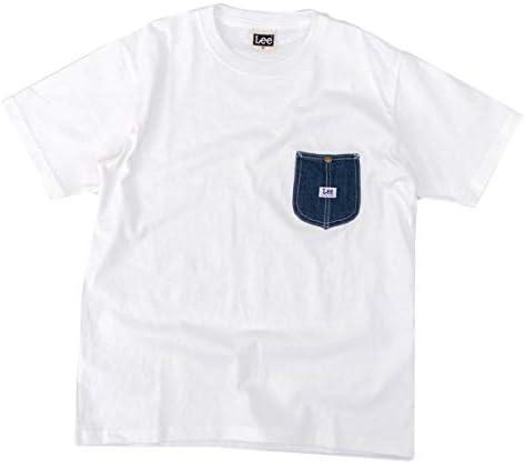 メンズ デニムポケット Tシャツ半袖[LT2855]