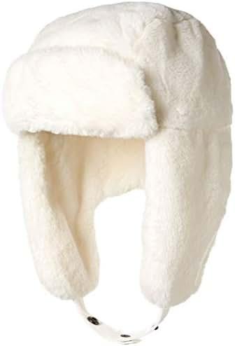 Amazon Essentials Women's Faux Fur Trapper Hat