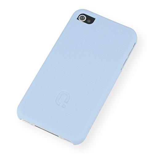 QIOTTI Q. à Curves snapcase pour iPhone 4/4S Motif ciel bleu