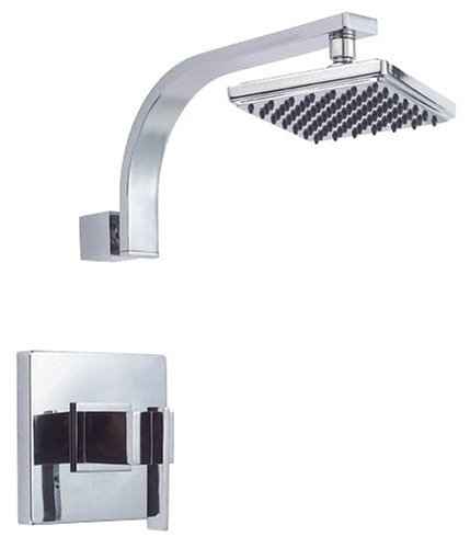 - Danze D500544 Sirius Single-Handle Shower Only Faucet with 6-Inch Showerhead, Chrome