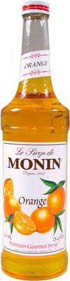 Monin Orange Syrup 750ml -
