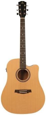 Guitarra acústica eléctrica Prodipe 6 cuerdas (SD25 CEQ): Amazon ...