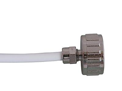 Side By Side Kühlschrank Wasserschlauch Verlegen : Filtrotech wasserzulaufleitung universal anschluss set für