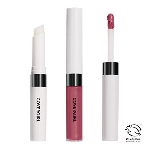 COVERGIRL Outlast All-Day Moisturizing Lip Color, Dusty Rose, 1 Count ()