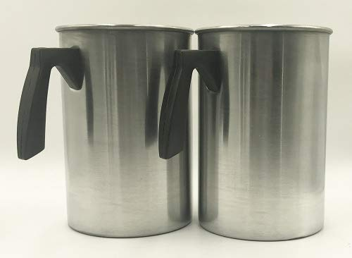 small aluminum pitcher - 9