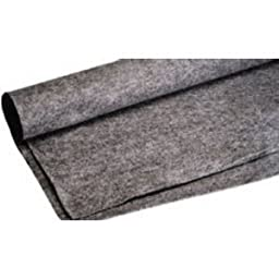 Mr. Dj 20 FT Long / 4 FT Wide Grey Carpet for Speaker Sub Box carpet rv Truck Car Trunk Laner