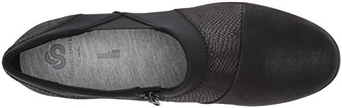 On Slip Loafer Caddell Women's CLARKS Black Denali PUaIg0